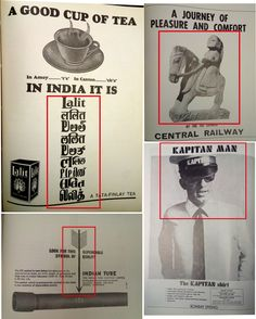 These are few advertisements from MARG published in around 1980-1985. The advertisements in these period metaphorized certain objects,personalities or phrases to quickly connect to the masses instead of direct communication.