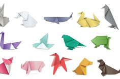 Origami Unplugged Coding Activity - Teach Your Kids Code Origami Easy, Origami Paper, Kindergarten Syllabus, Kids Computer, Computer Science, Computational Thinking, Coding Languages, Coding For Kids, Origami Design