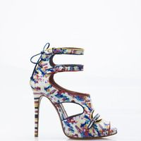 Perfect to get 'spring' in your step. Love. Tabitha Simmons SS12.