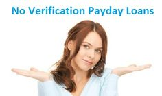 #NoVerificationPaydayLoans are big fiscal support for salaried class peoples. Through these financial services they can avail the advance cash without any hectic paperwork and overcome all their cash shortfalls on time. www.noverificationloans.net