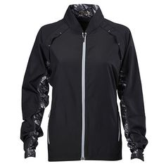 Nancy Lopez Glamour Full-Zip Golf Jacket #GiftIT #Kohls