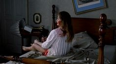 Discover & share this The Exorcist GIF with everyone you know. GIPHY is how you search, share, discover, and create GIFs. Terrifying Horror Movies, Horror Films, Scary Movies, Ghost Movies, Creepy Stories, Anneliese Michel, Emily Rose, Ouija, Freddy Krueger