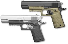 Recover Tactical CC3 1911 Grip. I must have one for my 1911!