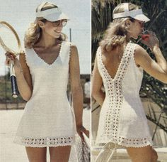 FREE KNITTING PATTERN SUMMER DRESS | FREE KNITTING PATTERN