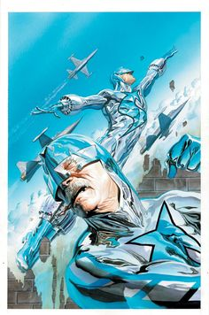 ASTRO CITY SPECIAL, by Alex Ross.