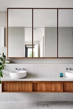Home Decoration Bathroom .Home Decoration Bathroom Interior Exterior, Bathroom Interior Design, Interior Architecture, Residential Architecture, Nachhaltiges Design, The Design Files, Design Blog, Bath Design, Modern Design