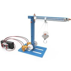 Engineering Kits, Natural Curiosities, Kids Hands, Learning Toys, Diy Toys, Crane, Childhood, Education, Infancy