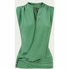 Verde con herraje