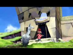 Video de una animación peruano hecho por franceses.