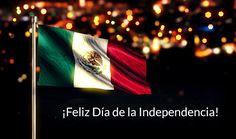 Festeja esta noche el grito, y mañana, la Independencia de México ¡Felicidades!