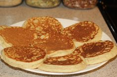Gluten Free, Low FODMAP Pancakes — Motivated by Food