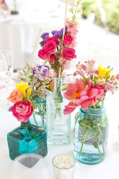 Finger Lakes Wedding at Aurora Inn from Frost Photography - Centerpieces - Wedding Jars, Our Wedding, Wedding Ideas, Wedding Tables, Chic Wedding, Wedding Bride, Wedding Details, Summer Wedding Colors, Spring Wedding