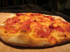 Pizza mit Lievito Madre