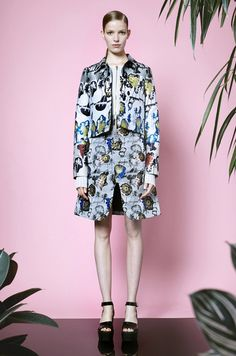 The prints in the Opening Ceremony Resort 2015 Collection have us dreaming of the tropics!
