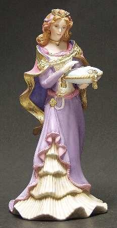 Lenox Legendary Princesses Princess And The Pea - Boxed