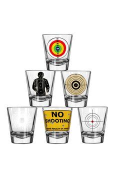 Target Shot Glasses