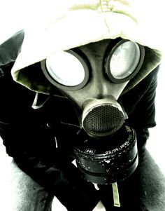 More gas mask art: Photos: 3D: :thumb147637787: Decided to re-upload my self…