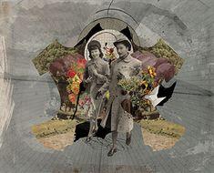 1. collage techniques: Vintage collage techniques - Classic Photoshop Tutorial - Digital Arts