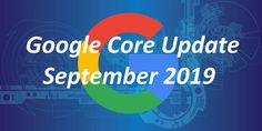 On 24th September 2019, Google announced that a core algorithm update has been rolled out in September and may take a few days to completely roll out.  Read more at  Source: @Business2Community  #digitalmarketing #business #onlineMarketing #content #internetmarketing #search #Woosperca #google #septemberupdate2019 #googlealgorithm #seo #ppc Internet Marketing, Online Marketing, Digital Marketing, Google S, Seo, Core, September, Rolls, Content