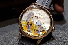 Jaquet Droz, des montres et merveilles