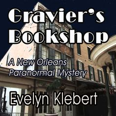 Released in 2016. Available at Audible.com, Amazon, and I Tunes. https://www.amazon.com/Graviers-Bookshop-Orleans-Paranormal-Mystery/dp/B01N1YX9I8