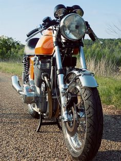 You will not find a sexier beast. Laverda Jota