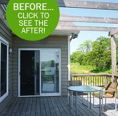 Inspiring Deck Before-and-After