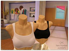 """Half Tanked"" cami bra from GO2BRAS is a wardrobe game changer! There is no need to be totally tanked, when it comes to layering! www.QVC.com #A233375"