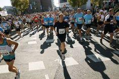 herstel na marathon