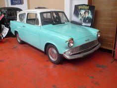 1962 Ford Anglia 105E