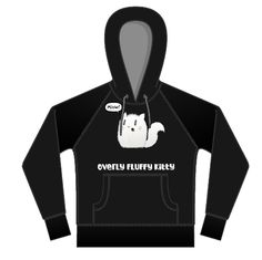 Perfect for snuggling in the cold winter months. Buy a size up and snuggle a kitty in there too!