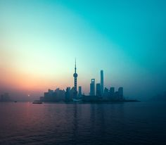 Early morning in Shanghai [2256x1976]