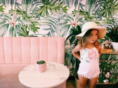 "162 Likes, 2 Comments - Lacey Jones (@ljoneslife) on Instagram: ""A restaurant that matches Stella #sweetstellajones"""