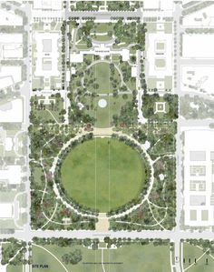President's Park South Designs Unveiled