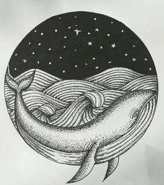 Resultado de imagen de traditional whale tattoo