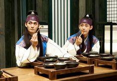 Kim Taehyung (BTS V) at Hwarang [170109]