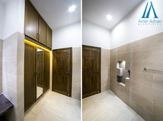 A designer bathroom is just a perfect bathing area decorated with beautiful tiles, well-matched sanitary, spa like ambience and proper lighting.