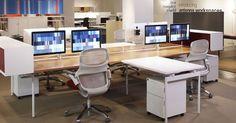 Interieur Forma presenta el sistema Antenna Workspaces® de Knoll