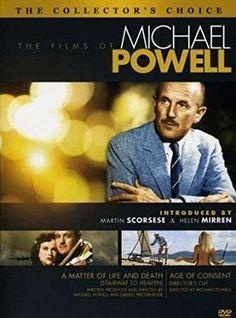 James Mason & Helen Mirren & Michael Powell-The Films of Michael Powell: A Matter of Life and Death