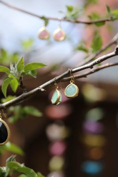 Boucles d'oreilles Eva et Luce | Eva and Luce earrings