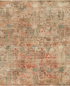 Savoy - Valloire - Samad - Hand Made Carpets Rugs On Carpet, Carpets, Transitional Rugs, Home Rugs, Color Shades, Pink Rugs, Handmade, Farmhouse Rugs, Rugs