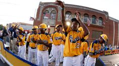 Jackie Robinson West Inspires Dialogue on Race at Little League World Series - http://www.nytimes.com/2014/08/15/sports/baseball/jackie-robinson-west-inspires-dialogue-on-race-at-little-league-world-series.html?_r=0
