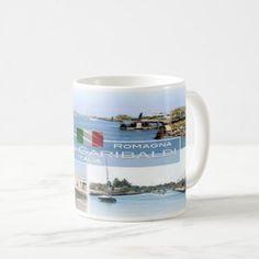 IT Italia - Emilia Romagna - Porto Garibaldi - Coffee Mug - diy cyo customize create your own personalize
