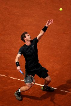 Andy Murray Photos - 2015 French Open - Day Five - Zimbio