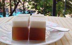 Recipe: Gula Melaka & Santan Agar-Agar