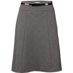H&M Skirt, found on #polyvore. #skirts #women