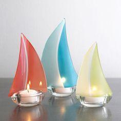 sailboats in glass - Google-søk