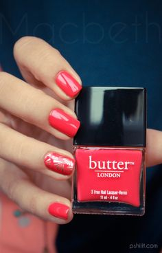 Have this. Best nail polish in the world. Too bad Joey doesn't like $12-$18 for nail polish