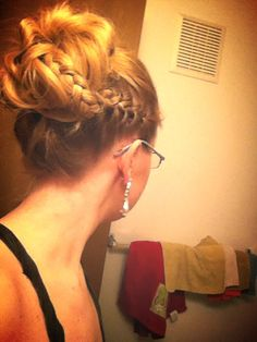 prom hairstyle homecoming hairstyle hairstyle hair FOR NELLE