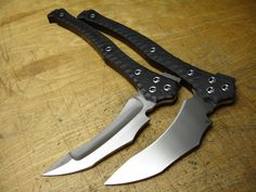 Sickles. One of my favorite weapons